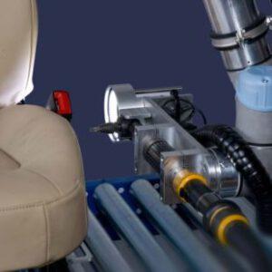 Bolt seats with camera
