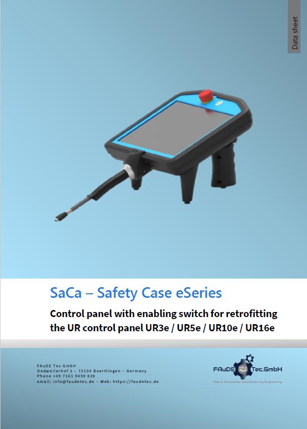 SaCa eSerie data-sheet