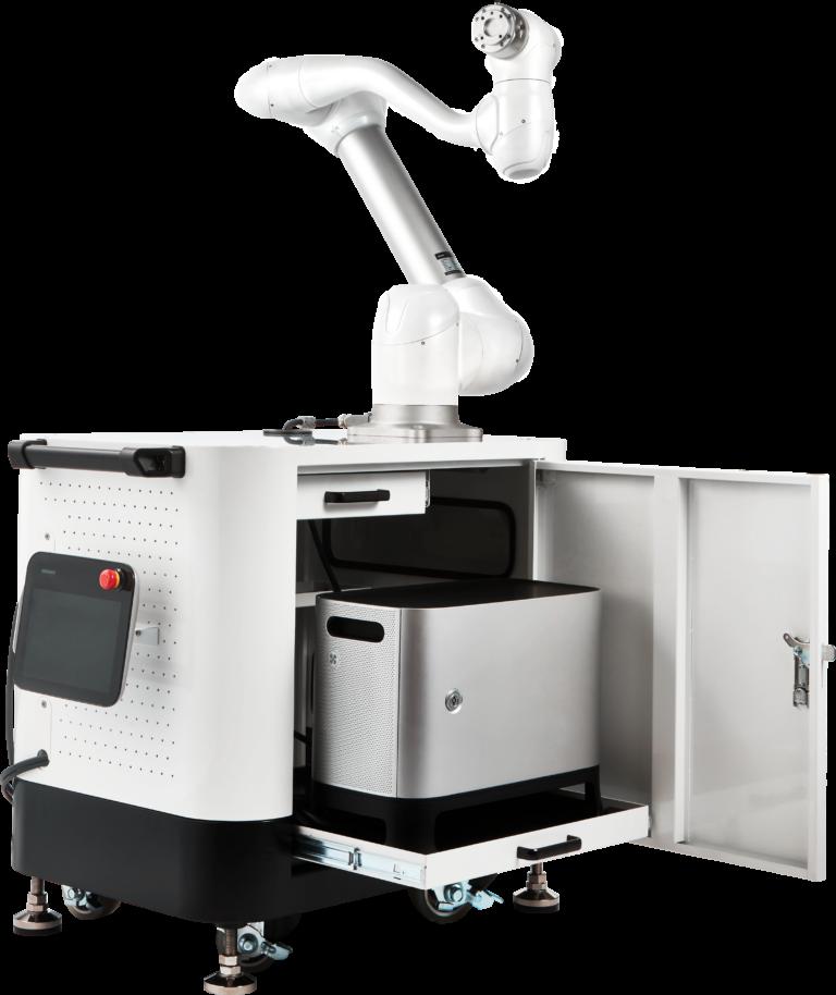 Roboterwagen Doosan
