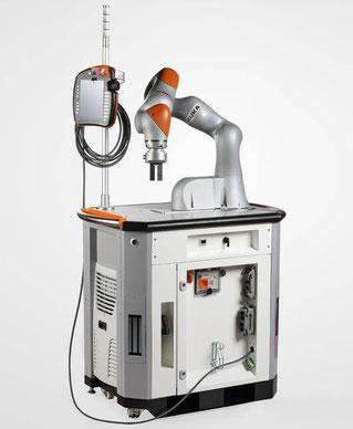 Roboterwagen KUKA Cobot